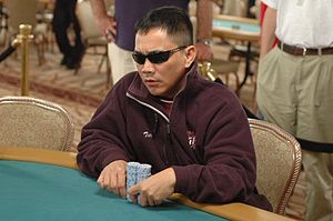 Toto Leonidas - Leonidas in 2005 World Series of Poker