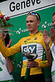 Tour de Romandie 2013 2013 - Stage 5 - Podium - Christopher Froome 1.jpg