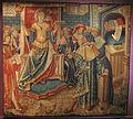 Tournai, arazzo sulla retorica, lana e seta, 1520 ca..JPG