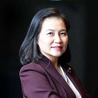 Yoo Myung-hee South Korea bureaucrat