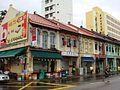 Traditional shopping arcade, Geylang, Singapore.JPG