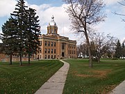 Traill County Courthouse