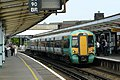 Train at Chichester Station - geograph.org.uk - 1372727.jpg