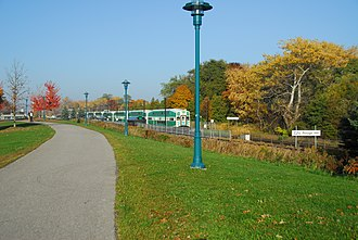West Rouge - Rouge Hill GO Station opened in southwestern West Rouge in 1967.