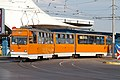 Tram in Sofia in front of Central Railway Station 2012 PD 021.jpg