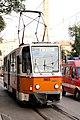 Tram in Sofia mear Macedonia place 2012 PD 003.jpg