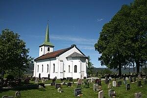 Tranby - Tranby Church