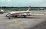 Transmeridian Air Cargo Canadair CL-44D4-2 Green-1.jpg