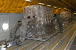 Travis planes carry MREs in support of firefighting effort in Alaska 150626-F-RU983-043.jpg