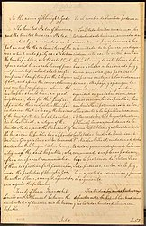 The contract in English (left) and Spanish