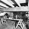 trekbalk in st. joriskapel - amsterdam - 20012253 - rce