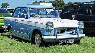 Triumph Herald - 1964 Triumph Herald 1200 Saloon
