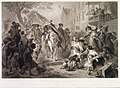 Triumph of Patriotism, Washington Entering New York, 25 November 1783 MET DR130.jpg
