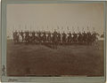 Troop front Canadian Mounted Rifles with 2nd Contingent, South Africa No 15118a (HS85-10-11351).jpg