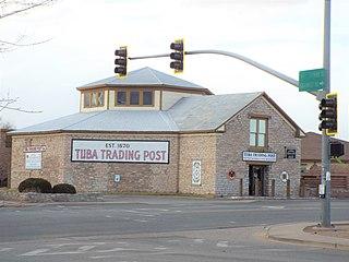 Tuba City, Arizona Unincorporated town CDP in Arizona, United States
