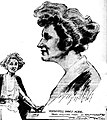 Two views of Nancy Astor, sketched in 1922 by Marguerite Martyn.jpg