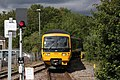 Twyford - GWR 165124 arriving from Henley.JPG