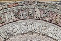 Tympanum in the collegiate Saint Ours of Loches.jpg