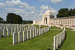 Tyne Cot Commonwealth War Graves Cemetery