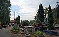 Tyniec parish cemetery (1), Benedyktyńska street, Tyniec, Krakow, Poland.jpg