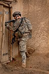 U.S. and Coalition Forces Mentor Afghan National Army in Dismount Patrol DVIDS251826.jpg