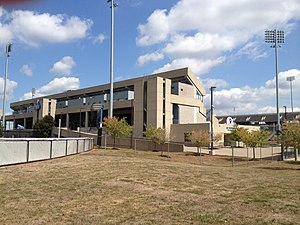 Amherst, New York - University at Buffalo Stadium