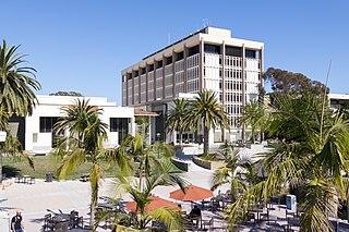University of California, Santa Barbara Library library at University of California, Santa Barbara, United States