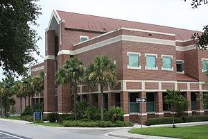 University of Florida College of Engineering - Rhines Hall