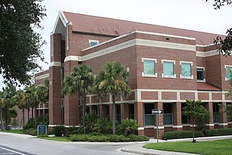 University of Florida College of Engineering - Rhines Hall