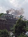 UPRR 3985 Crossing River at Navasota Tx - panoramio.jpg