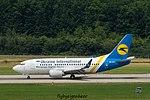 UR-GAT Boeing B737-528 B735 - AUI (28305294572).jpg