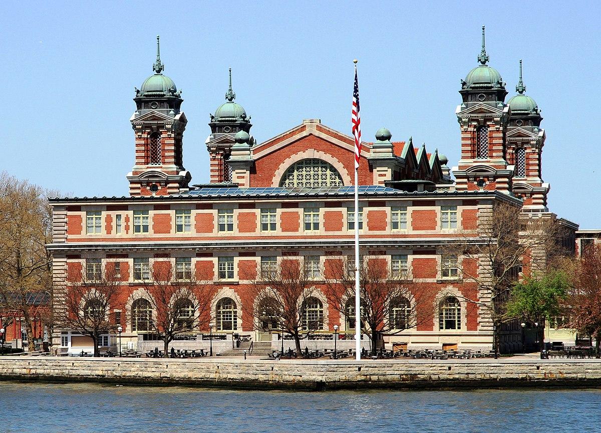 Ellis Island  Wikipedia