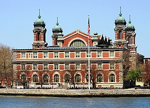 300px USA NYC Ellis Island Crop