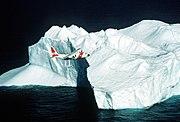 USCG International Ice Patrol C-130