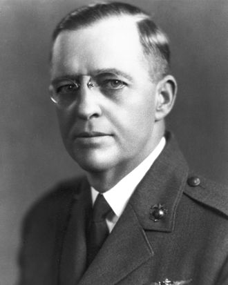 Alfred A. Cunningham - 1st Marine Corps aviator 1st Director of Marine Corps Aviation