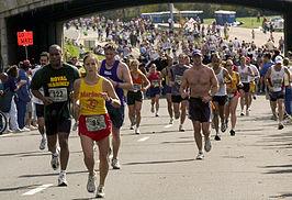 Afstand halve marathon