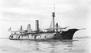 USS <i>Galena</i> (1862) American military ship
