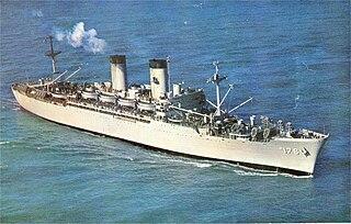 USS <i>General J. C. Breckinridge</i> (AP-176)