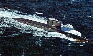Ballistic missile submarine Submarine able to launch ballistic missiles