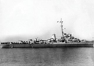 USS <i>Hammann</i> (DE-131)