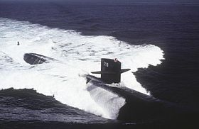 Image illustrative de l'article USS Houston (SSN-713)