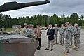 US Army Gen. Carter Ham (ret.), Combined Resolve II, Grafenwoehr, Germany 140620-A-HE359-057.jpg