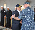 US Secretary of Defense visits USS Blue Ridge 111026-N-CP762-140.jpg