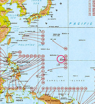 saipan on world map Battle Of Saipan Wikipedia