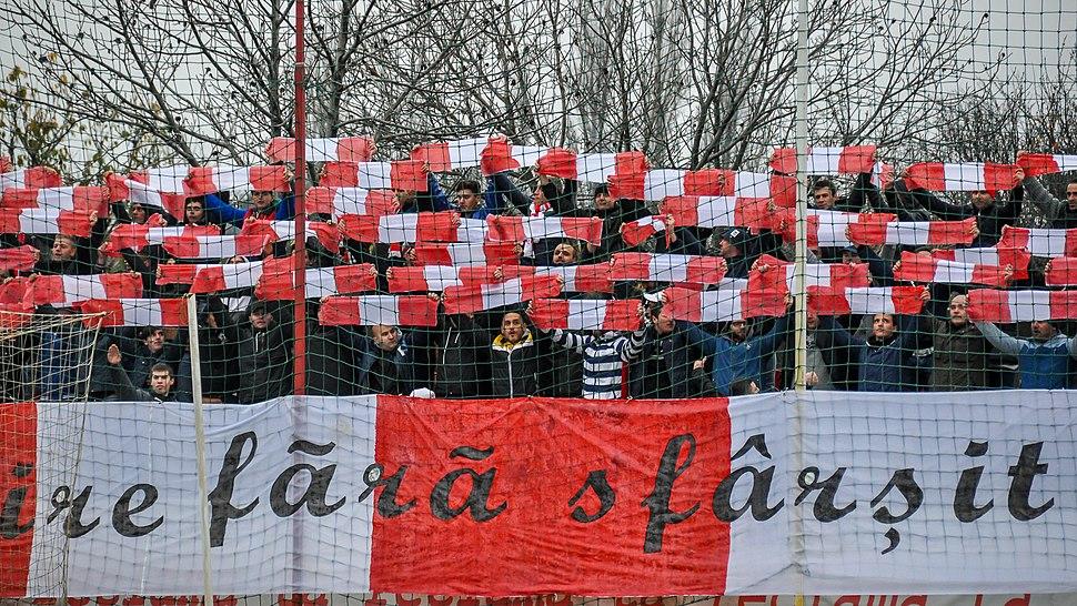 UTA Arad fans