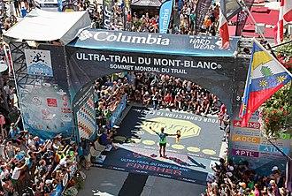 Ultra-Trail du Mont-Blanc - Image: UTMB 2015
