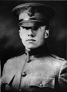 Ulysses S. Grant IV as a lieutenant, World War I
