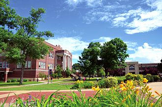 University of the Ozarks - Walker Hall