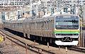 Ueno tokyo line toukaidou main line E231.JPG