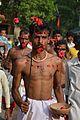 Ujjal Majar - Body Pierced Gajan Sannyasi with Sword - Bainan - Howrah 2015-04-14 8043.JPG